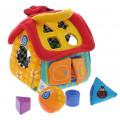 K'S Kids Домик мягкий обучающий, сортер - развивающая игрушка
