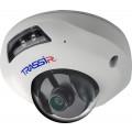 Видеокамера IP Trassir TR-D4121IR1 3.6-3.6мм цветная корп.:белый