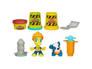 Play-Doh Город игровой набор Житель и питомец, Hasbro B3411