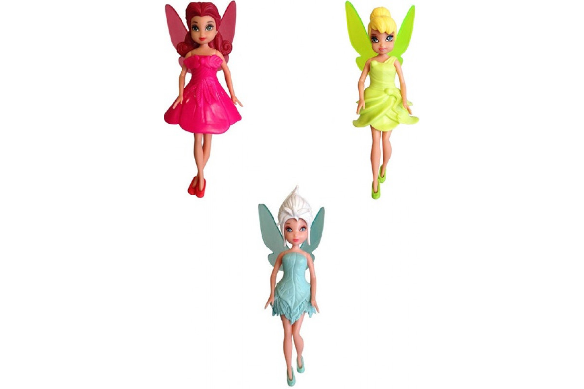 Disney Fairies Дисней Фея Кукла 11 см