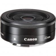 Краткий обзор универсального объектива-«блинчика» EF-M 22mm f/2 STM для беззеркальных камер Canon
