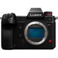 Фотоаппарат Panasonic Lumix DC-S1HEE-K body черный