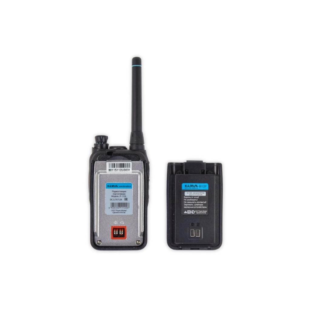 Радиостанция Lira P-112L, 400-470 МГц, 16 каналов