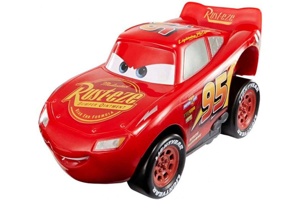 Cars Тачки 3 Машинки с автоподзаводом Mattel DVD32