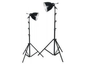 Комплект постоянного света Fancier FAN154 флуоресцентный