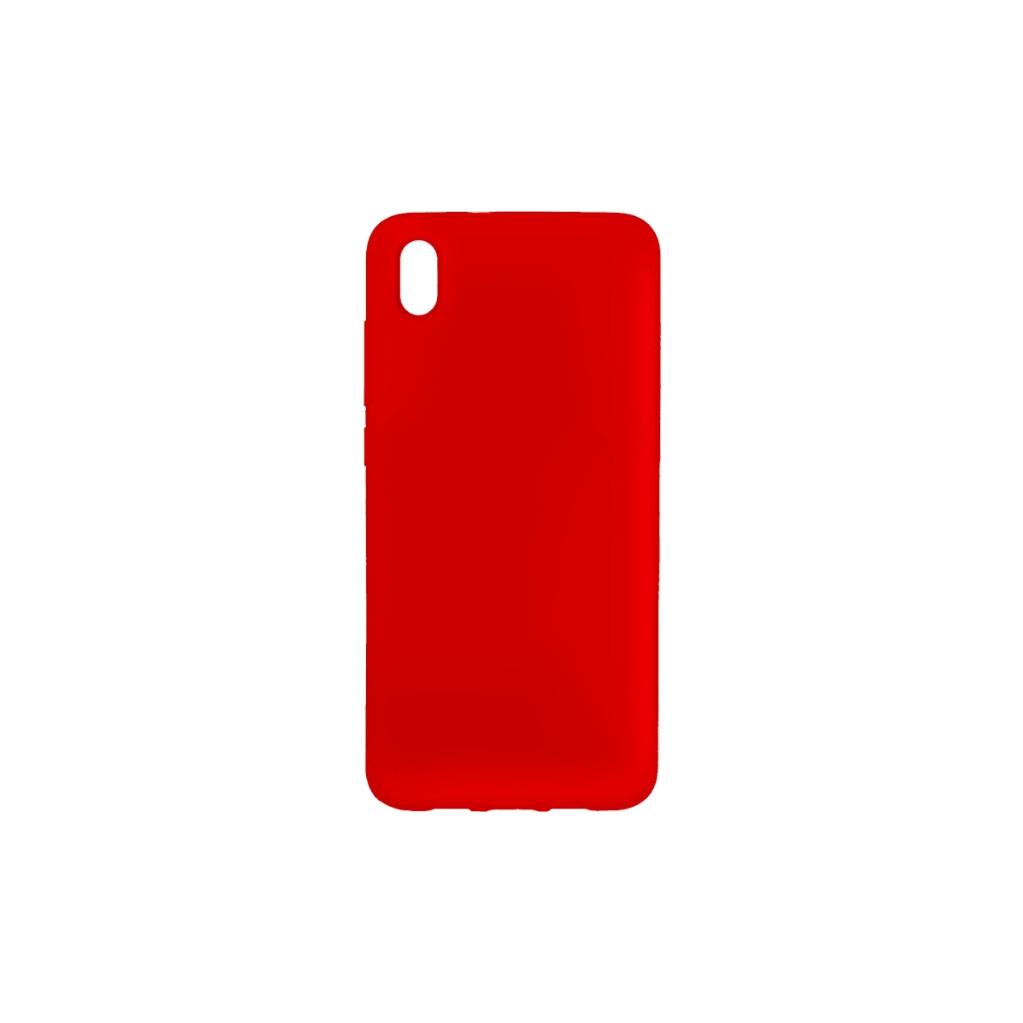 Чехол-накладка Hard Case для Xiaomi Redmi 7A красный, Borasco