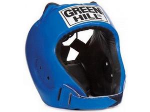 Шлем боксёрский Green Hilll ALFA HGA-4014 Синий L