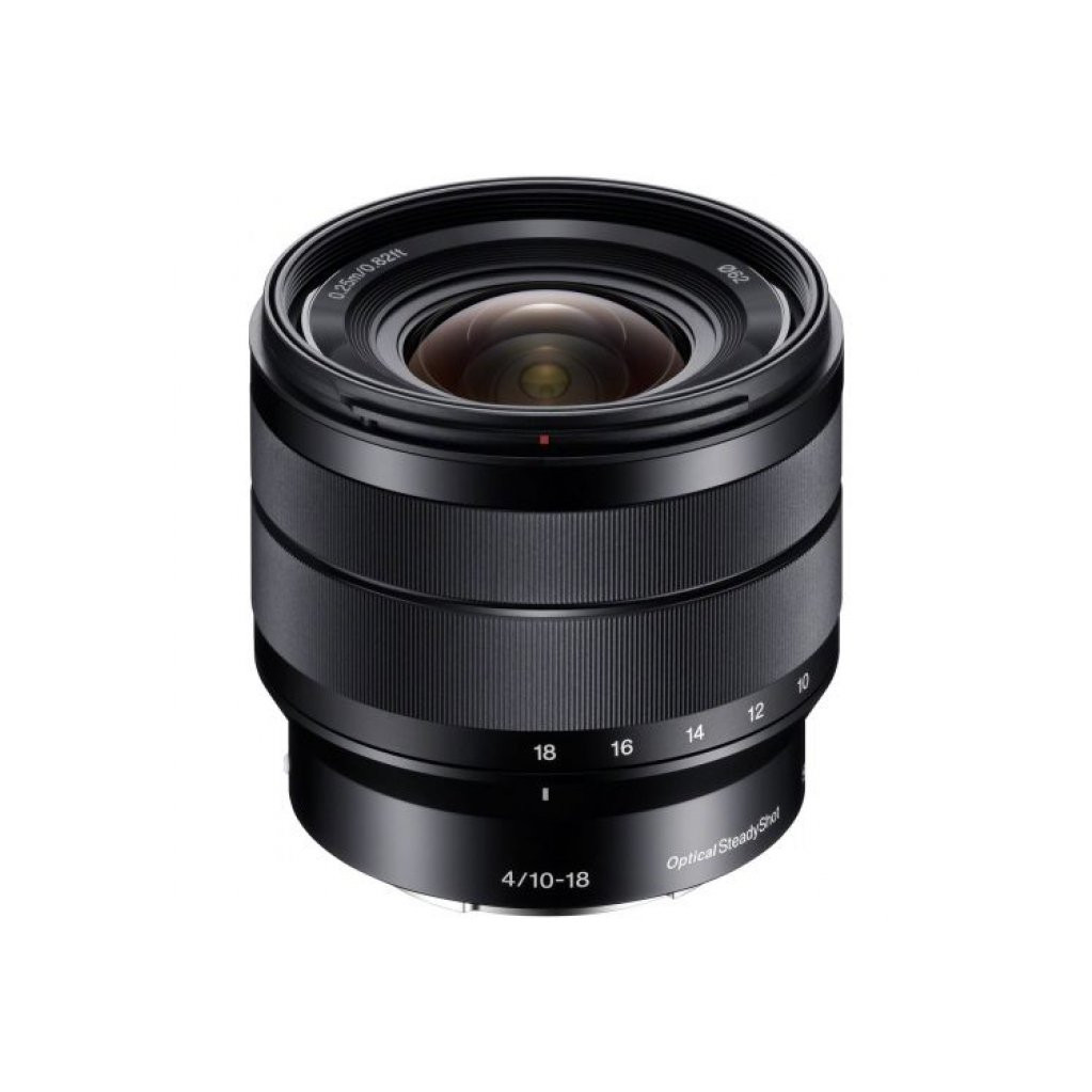 Объектив Sony E 10-18mm f/4 OSS
