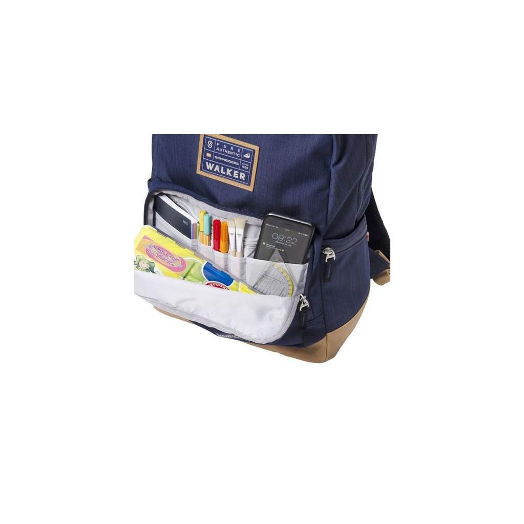 Walker Pure Authentic - рюкзак черный