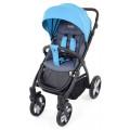 Коляска прогулочная Nuovita Modo Terreno Blu grigio /Сине-серый