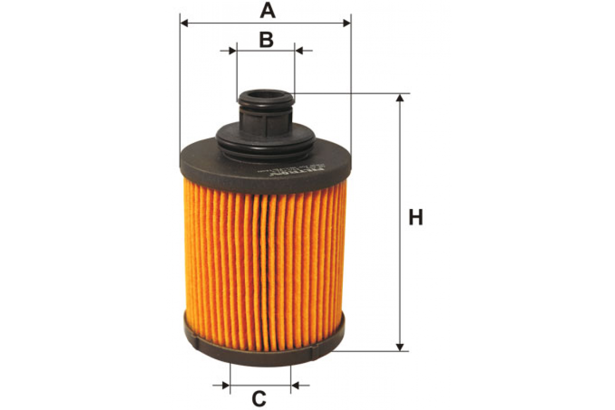 Фильтр масляный FILTRON  OE682 для FIAT/OPEL/SUZUKI mot.1,3CDTI