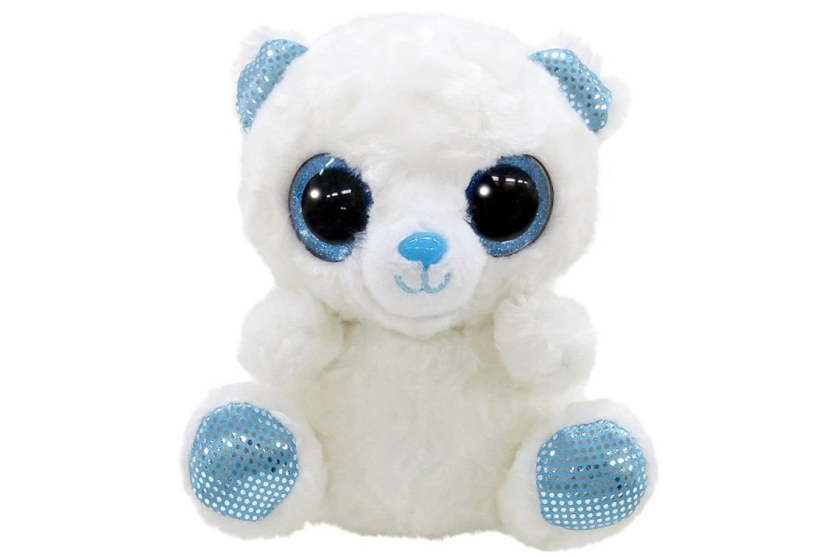 Aurora Юху и друзья мягкая Полярный медвежонок 12 см