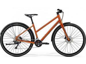 Велосипед Merida Crossway Urban 500 Lady GlossyCopper/ReflectiveBrown 2019 S(46cm)(77892)