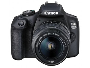 Canon EOS 2000D Kit 18-55 III DC