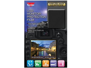 Защитная пленка Kenko для Nikon D3500, D3200, D3300, D3400