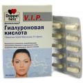 Доппельгерц VIP Гиалур.к-та+Биотин+Q10+ВитС+Цинк капс №30