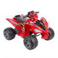 Электромобиль детский Weikesi квадроцикл JS007 красный