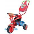 Smoby Трехколесный велосипед Be Fun Confort Cars