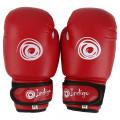 Перчатки боксёрские Indigo PS-799 Красный 8 унций