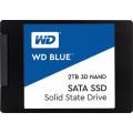 Твердотельный накопитель Western Digital WD BLUE 3D NAND SATA SSD 2 TB (WDS200T2B0A)