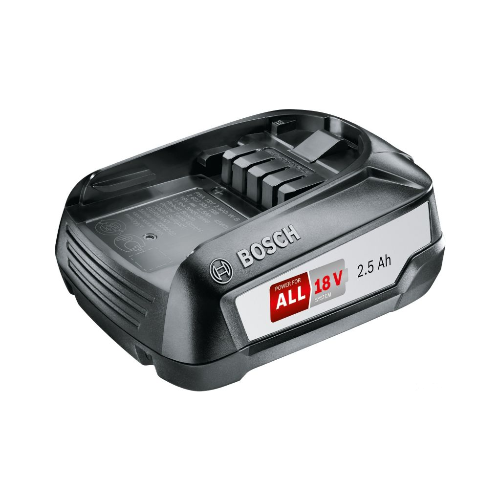 Батарея аккумуляторная Bosch PBA 18V 2.5 + AL1830 18В 2.5Ач Li-Ion (З/У в компл.) (1600A00K1P)