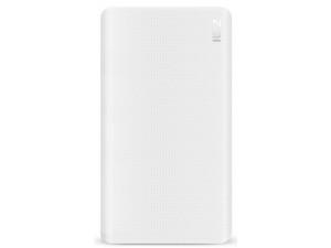 Внешний аккумулятор Xiaomi Mi Power Bank ZMI 5000 mAh QB805 белый
