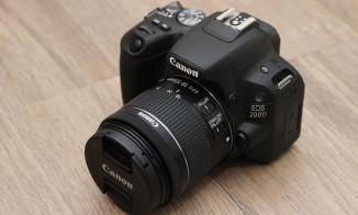 Обзор фотоаппарата Canon EOS 200D: хорош, но не идеален