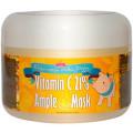 Elizavecca Тонизирующая маска с витамином C и эффектом сияния Milky Piggy Vitamin C 21% Ample Mask