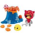 Octonauts Квази и спасение от вулкана развивающая игрушка Mattel CDP47