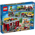 Игрушка LEGO Город Turbo Wheels Тюнинг-мастерская