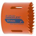 Пила кольцевая биметаллическая Bahco Sandflex (22 мм)