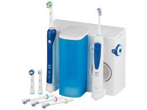 Зубная щетка электрическая Oral-B Professional Care OXYJET + 3000 белый