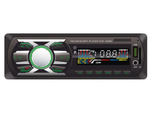 Автомагнитола Digma DCR-300MC 1DIN 4x45Вт