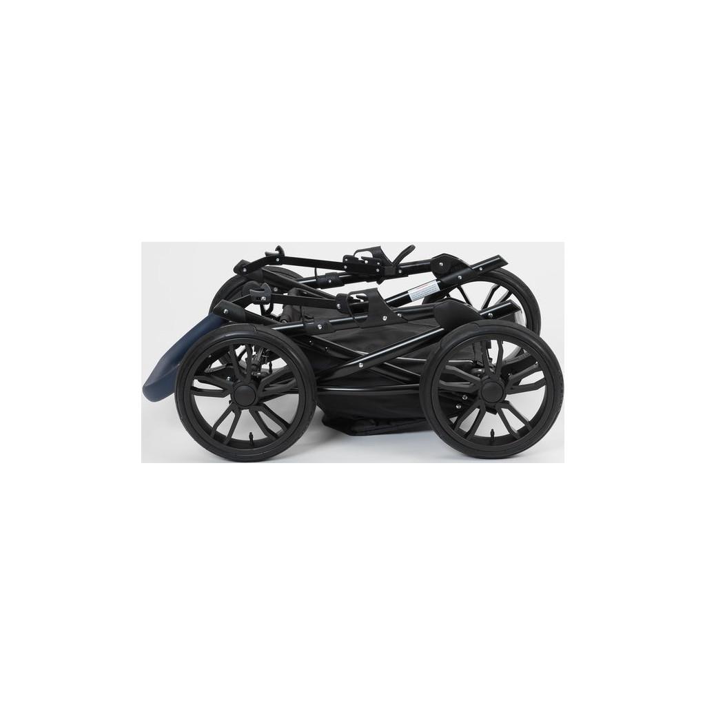 Mr Sandman коляска-люлька Rustle 100% Эко кожа Бежевый