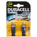 Duracell LR6-2BL TURBO NEW