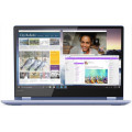 Ноутбук Lenovo Yoga 530-14IKB 14.0'' (FHD(1920x1080) IPS/TOUCH/Intel Pentium 4415U 2.30GHz/4GB/128GB SSD/GMA HD/noDVD/Windows 10) синий