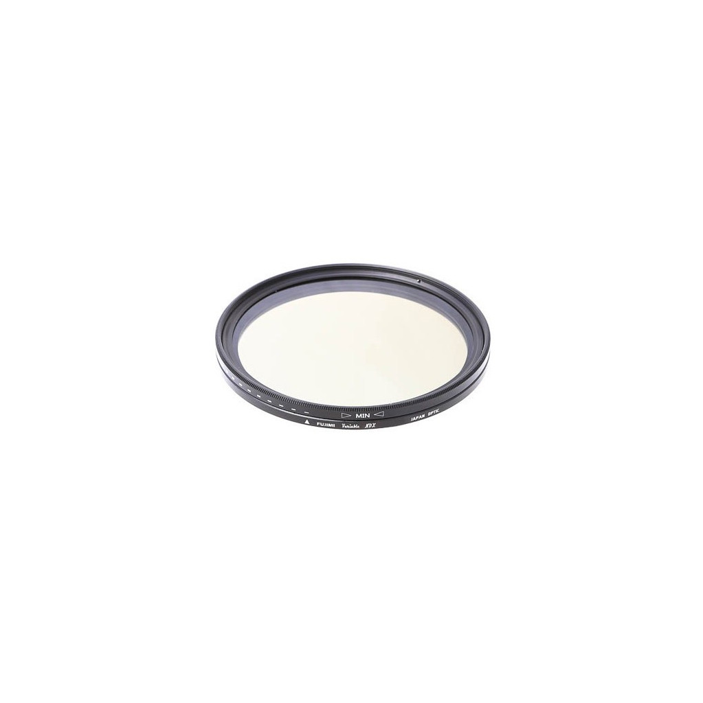 Нейтрально серый фильтр JJC NDV (ND2-ND400) 77mm