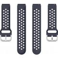 Силиконовый ремешок Bakeey для умных часов Xiaomi, 18 мм, серый