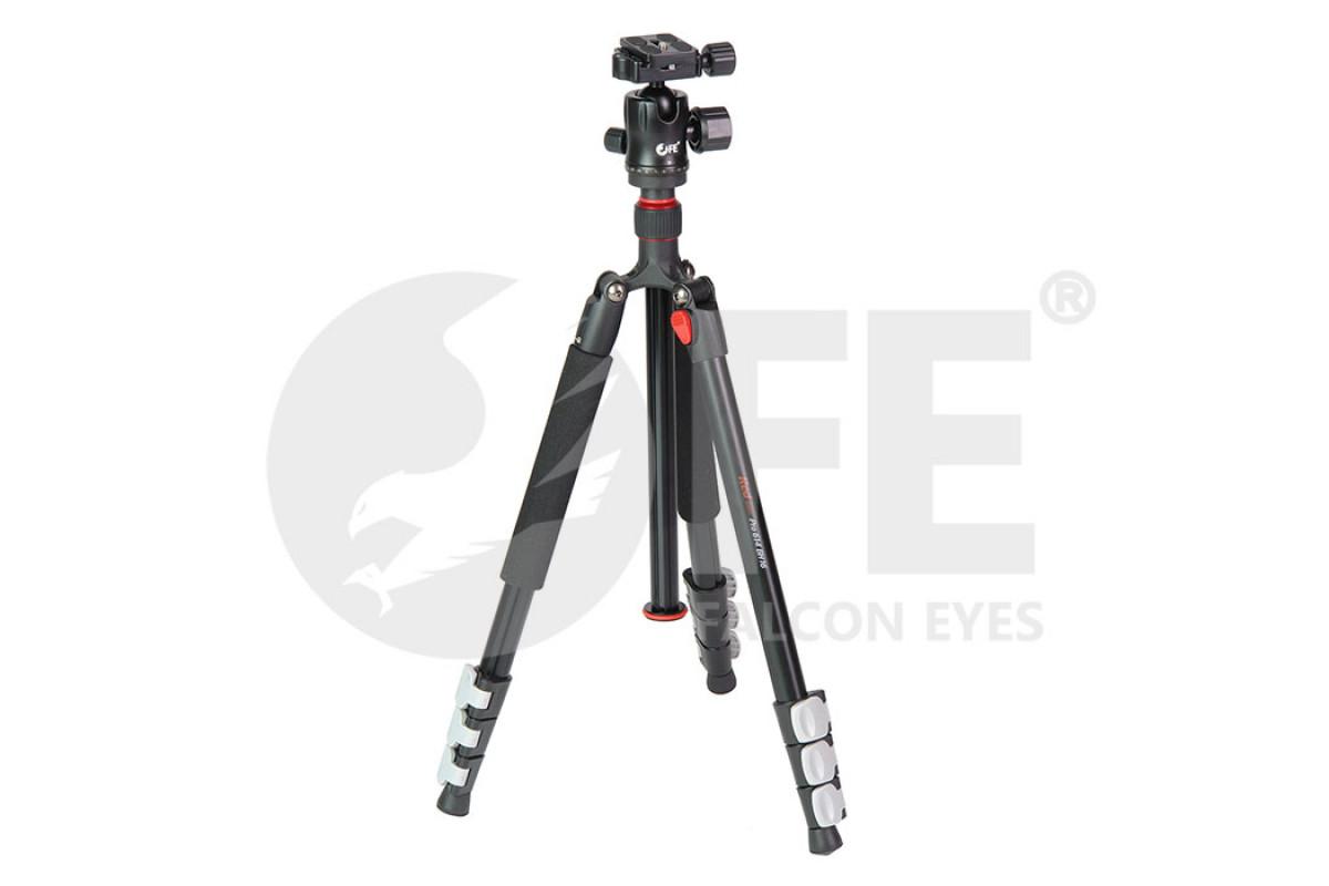 Штатив Falcon Eyes Red Line Pro-614 BH16 алюминиевый сплав (с головой)