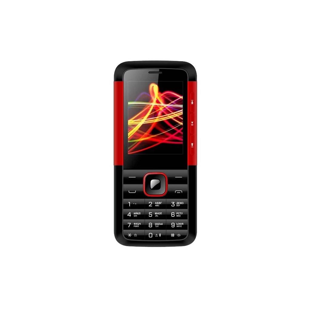 Мобильный телефон Vertex D532 Черно-красный