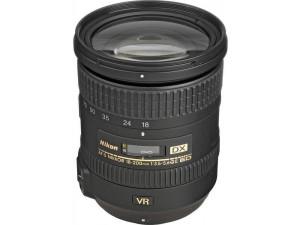 Nikon 18-200mm f/3.5-5.6G ED AF-S VR II DX Уценка 0936