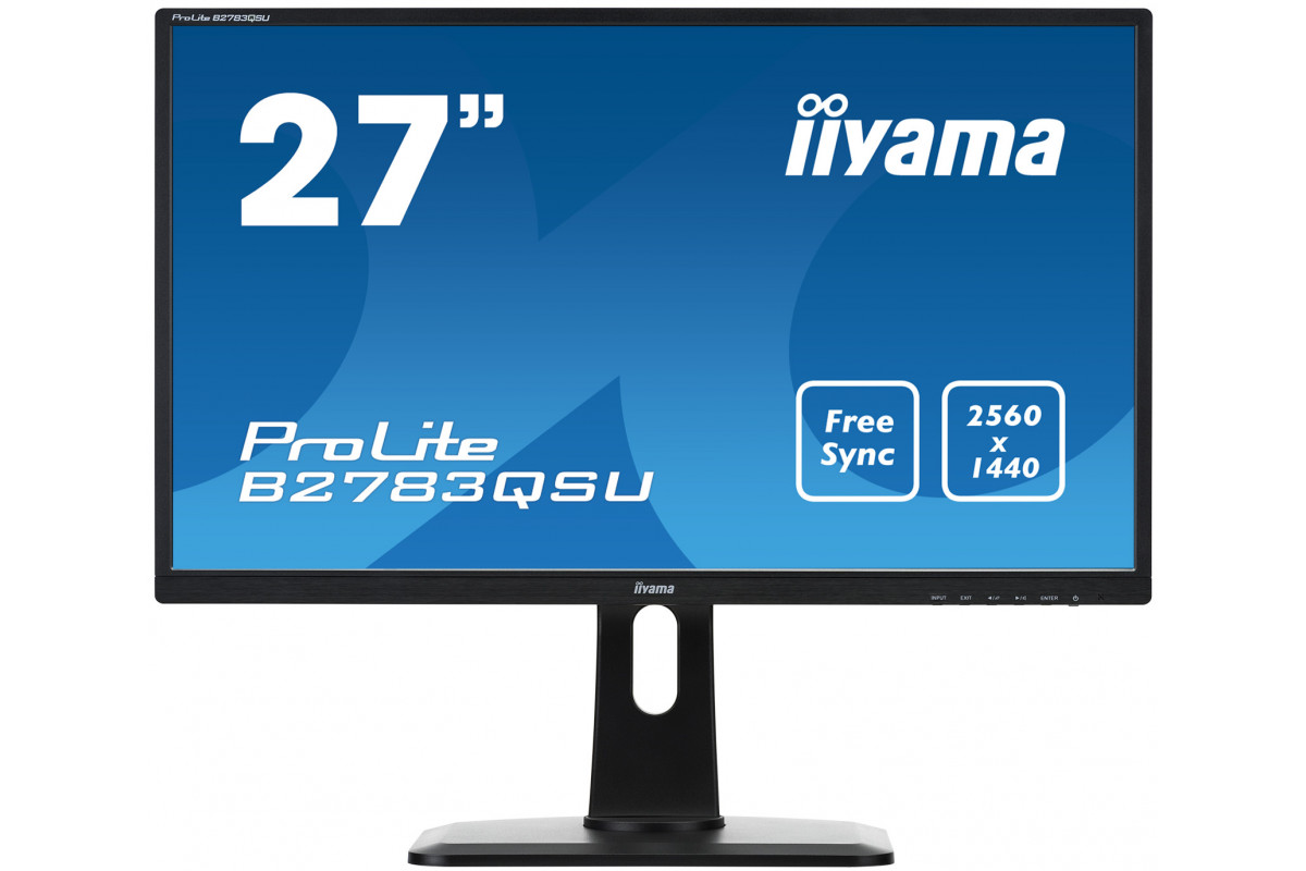 Монитор Iiyama 27'' B2783QSU-B1