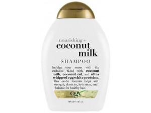 OGX Шампунь питательный с кокосовым молоком 385мл