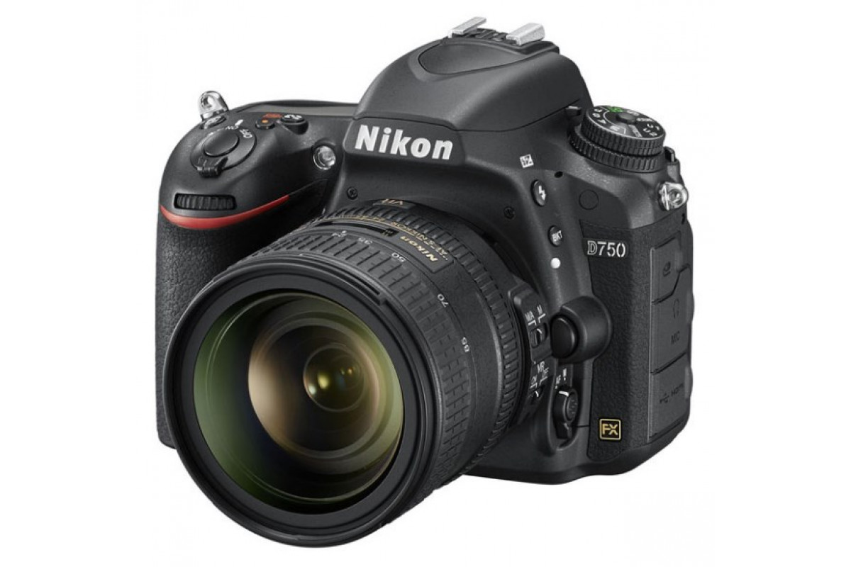 Зеркальный фотоаппарат Nikon D750 Kit 24-85mm f/3.5-5.6G ED VR X7854