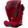 Детское автокресло Britax Roemer Kidfix II XP SICT Black Series Flame Red Trendline