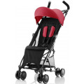 Прогулочная коляска Britax Holiday Flame Red