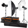 Комплект импульсного света Godox QS400II-D