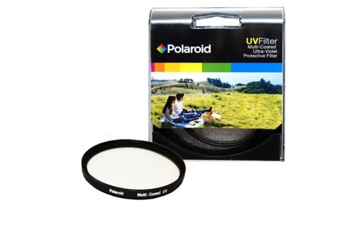 Ультрафиолетовый фильтр Polaroid MC UV 62mm