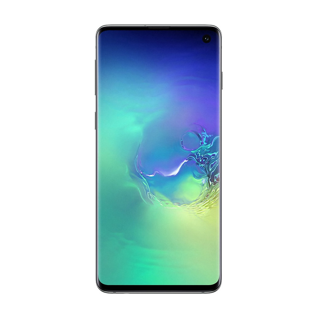 Смартфон Samsung (G973F) Galaxy S10 8/128GB Аквамарин