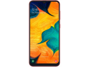 Смартфон Samsung (A305F) Galaxy A30 64Gb Красный